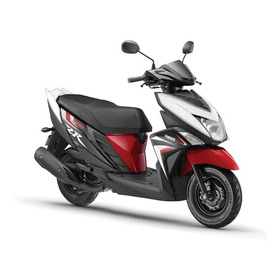 Yamaha Zr 115 Rojo C/blanco