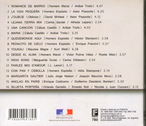 yamil leparc - optango - cd