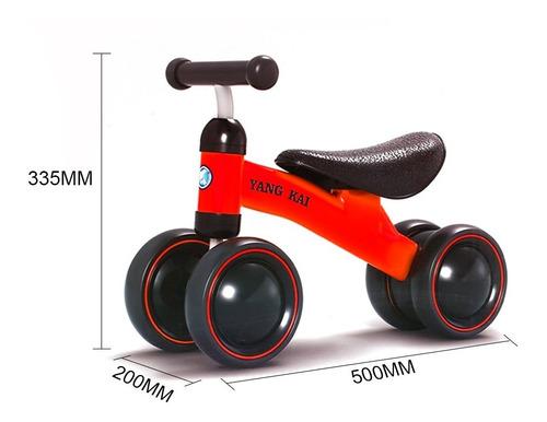 yang kai q1 + bebé equilibrio bicicleta aprender a walk sin