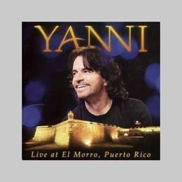 yanni live at el morro puerto rico cd + dvd nuevo