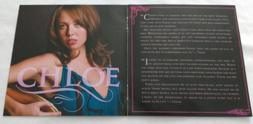 yanni voices perfecto estado cd + dvd