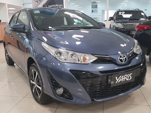 yaris 1.5 16v flex xs multidrive