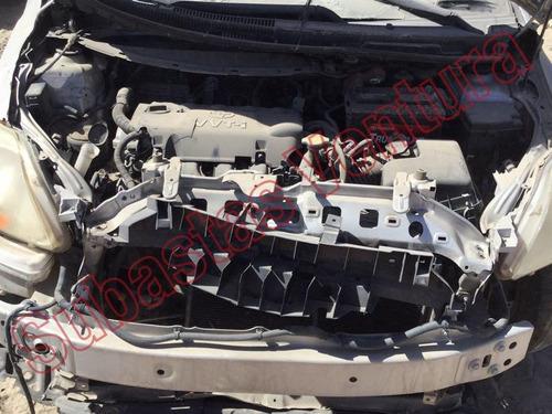 yaris 2013 por partes, motor caja marcha sala rin sensor