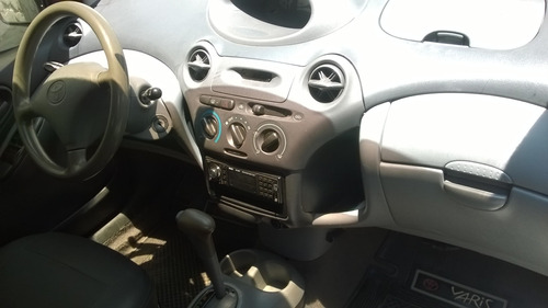 yaris automatico 4 puertas