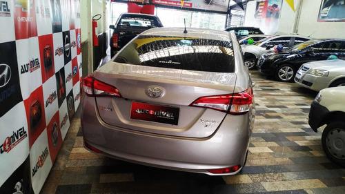 yaris sedan xs 1.5 automatico -  2019