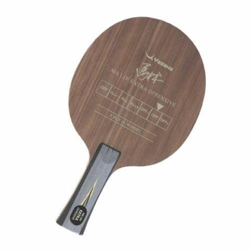 27a70264e Yasaka Ma Lin Extra Ofensive Raquete Clássica Tênis De Mesa - R  269 ...