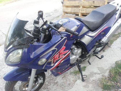 yasuki arrow rr genesis 250cc okm a patentar permuto auto