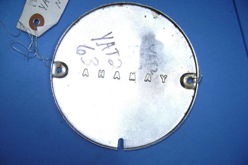 yat2 ano 1963 yamaha tampinha lateral
