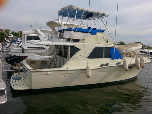 yate chris craft 35 lv406