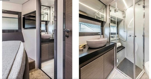 yate crucero pershing 5x  luxury speed yacht ferretti group