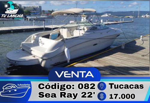 yate sea ray 22.5