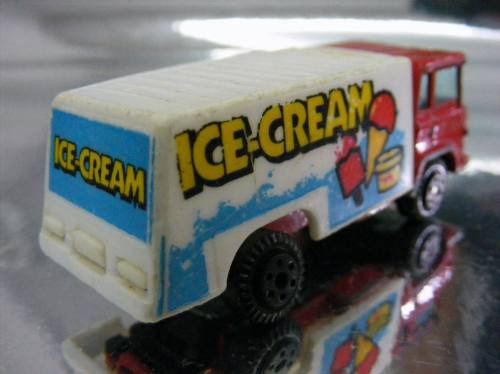 yatming - truck ice cream