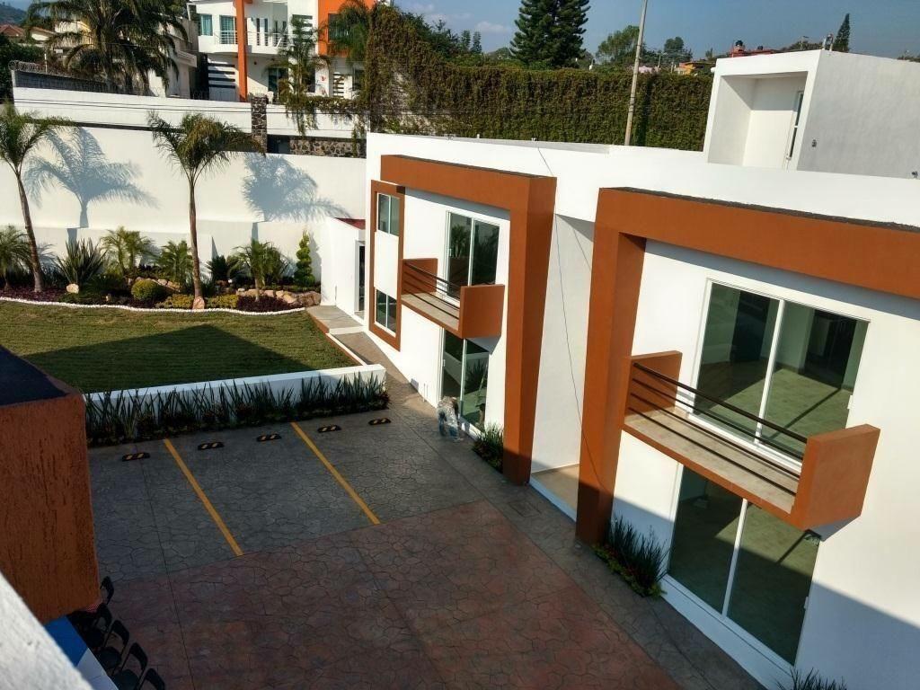 yautepec - morelos, amplio departamento, comodidad en el mejor clima!