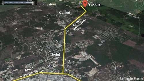 yaxkin lotes de inversion en yaxkukul