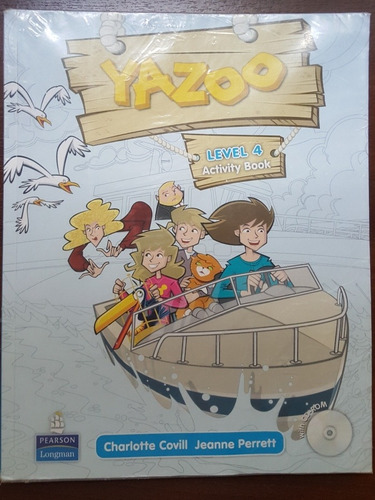yazoo level 4 activity book