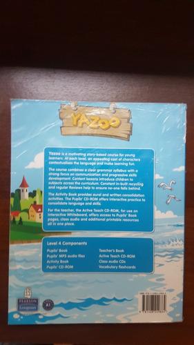 yazoo level 4 pupils book