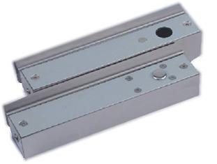 yb500u - contrachapa electrica para puerta de vidrio sin mar
