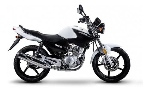 ybr 125 ed 0km   mg bikes