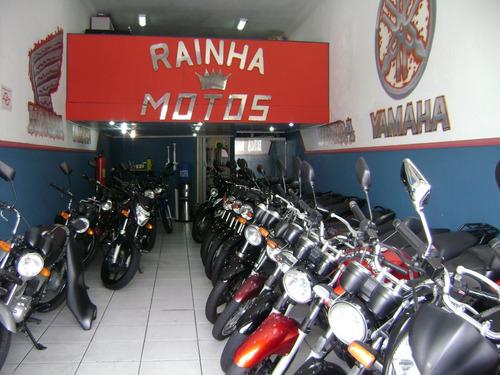 ybr 125 k frente disco 2009 ent 500 12 x $ 500 rainha motos