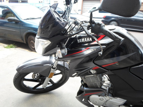 ybr-125 motos yamaha