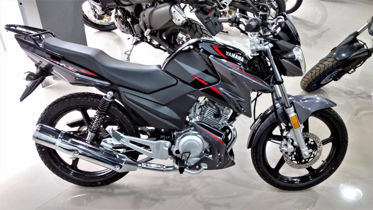 Yamaha Ybr 125 Z 125cc 0km Linea Nueva Disponible Ya