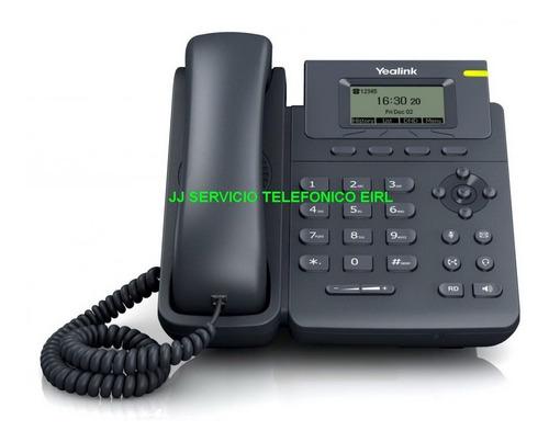 yealink peru - teléfono ip yealink sip-t19p e2 poe nuevo!
