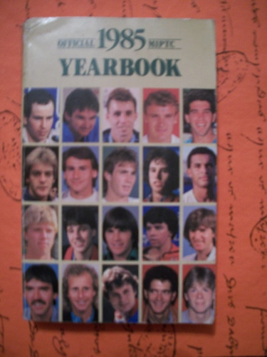 yearbook / official 1985 miptc   q