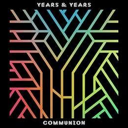 years & years communion cd nuevo