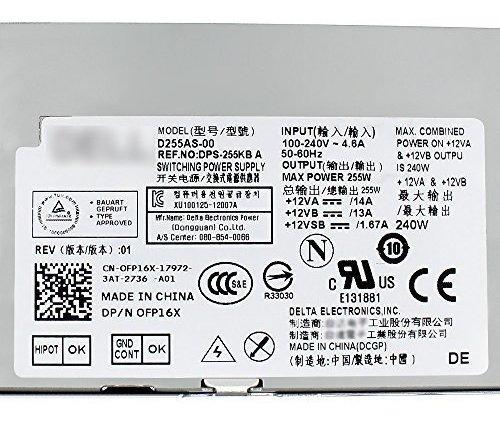 yeechun 255w l255as00 ps32612df fuente de alimentacion para