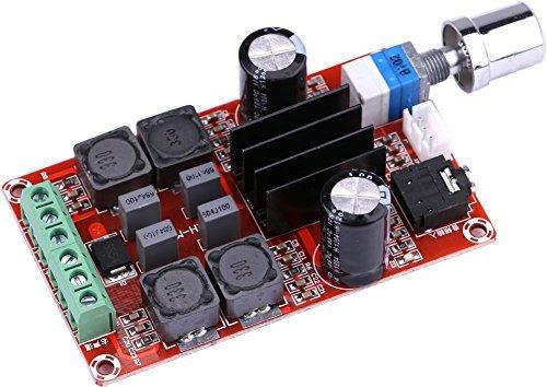 yeeco tpa3116 50w + 50w amplificador amplificador digital...