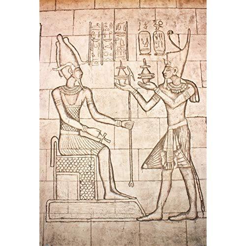 Yeele 6x8ft Antiguo Egipto Antiguo Murales Fotografia 37 990
