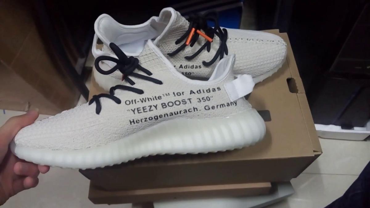 46a88ba7480 yeezy boost 350 off white adidas importadas envio gratis. Cargando zoom.