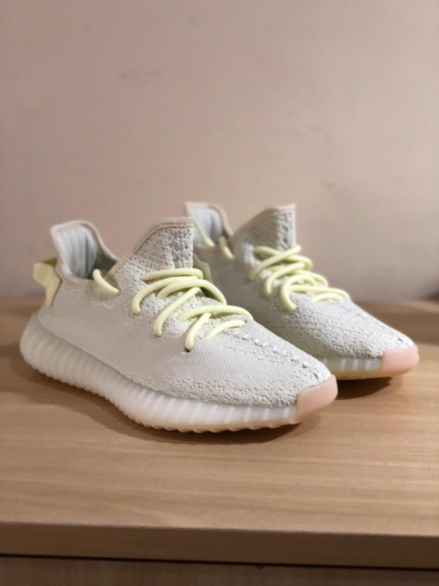 best service e05fd 71698 Yeezy Boost 350 V2 - Butter - adidas Kanye West Original