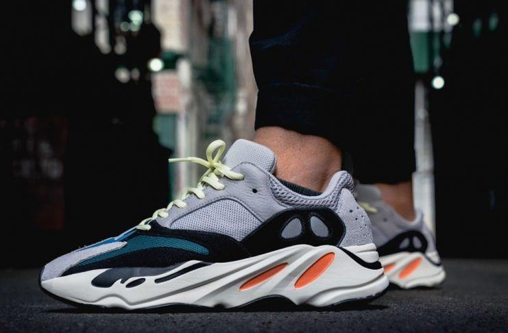 Yeezy Boost 700 adidas Wave Runner T= 22, 23.5 Y 24.5 Oferta