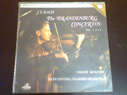 yehudi menuhin e orquestra de festival de bath - j s bach