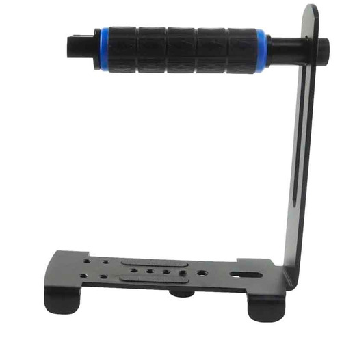 yelangu ylg0106a handle video stabilizer para dslr camara