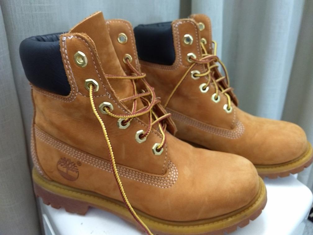 9130fa7cc0f Yellow Boot Timberland Original