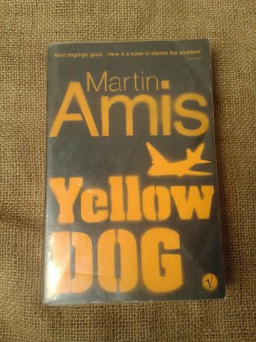 yellow dog martin amis