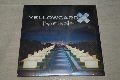 yellowcard paper walls vinilo rock activity