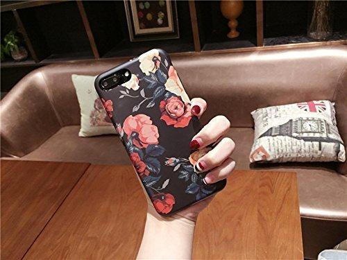 yelovehaw iphone 7 plus / iphone 8 plus estuche lindo para n
