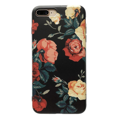 yelovehaw iphone 7 plus / iphone 8 plus estuche lindo para n