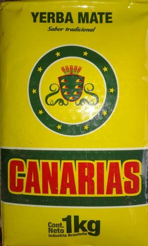 yerba canarias x kilo  golosinera naranjaylimon floresta