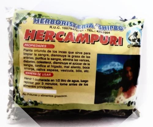 yerba de hercampuri infusión (3x6000)