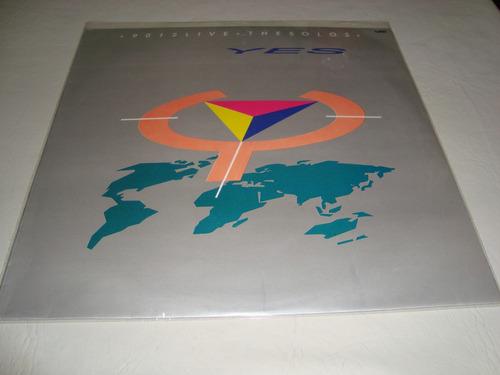 yes 9012 live the solos lp  vinilo original argentina