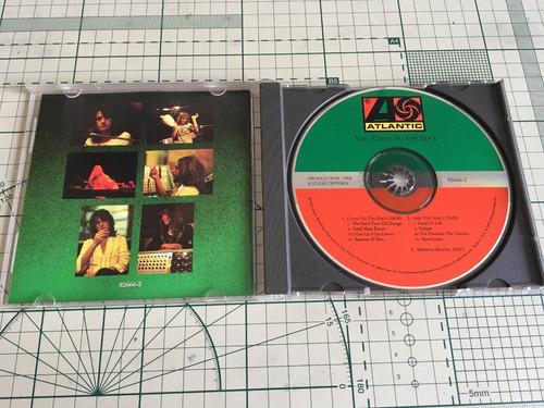 yes - close to the edge - cd importado