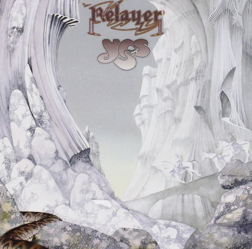 yes relayer cd nuevo