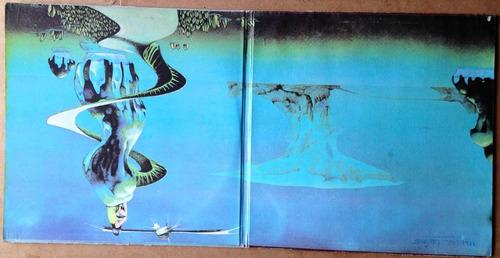 yes, yessongs 3 vinilos edicion venezuela 1973