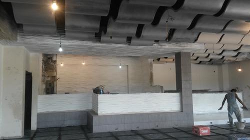 yesero margarita escayola techos de yeso drywall paneles 3d