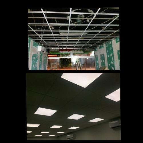 yeso-venta-construcción- steel framing-vea nuestros trabajos