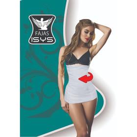Yesoterapia Complete Vientre Bajo Con Cierre Y Celdas Interc